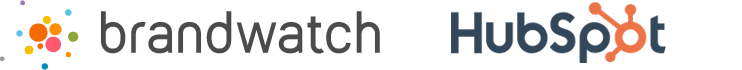 HubSpot & Brandwatch