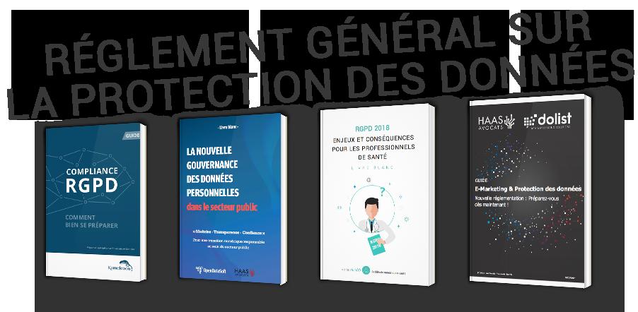 Le Règlement général sur la protection des données (RGPD / GDPR)