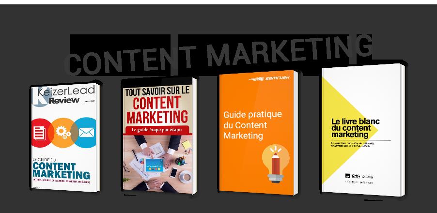 Content Marketing : les techniques et formes du contenu