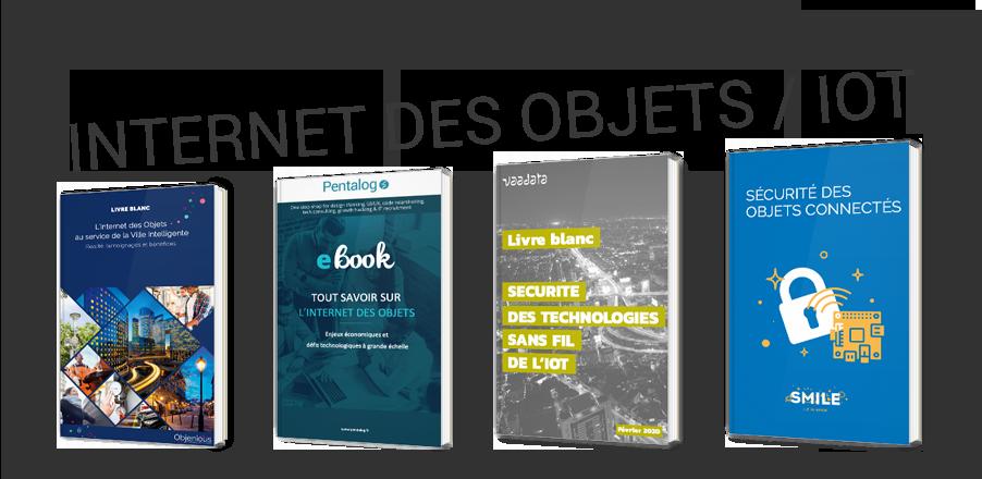 L'Internet des objets / Internet of Things (IOT)