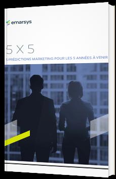 5 prédictions marketing pour les 5 années à venir