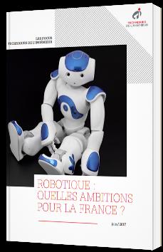 Robotique : quelles ambitions pour la France ?