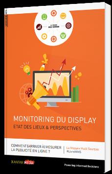 Monitoring du Display : état des lieux et perspectives