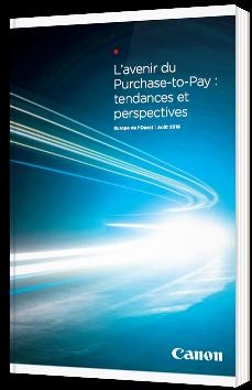 L'avenir du Purchase-to-Pay: tendances et perspectives