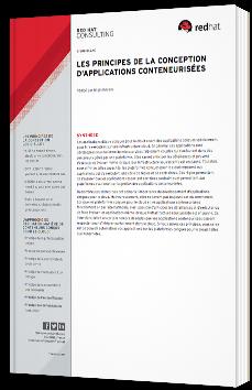 Les principes de la conception d'applications conteneurisées