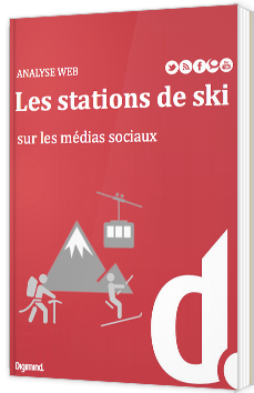 Les stations de ski sur les médias sociaux
