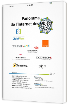 Panorama de l'Internet des Objets v.2 - livre blanc - DigitalPlace - Fusion Labs - Symantec - Orange - Occitech - Telegrafik