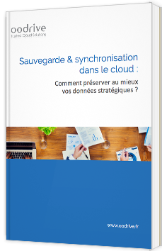 Sauvegarde & synchronisation dans le Cloud : comment préserver au mieux vos données stratégiques ?
