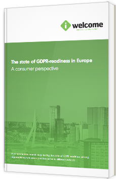 The state of GDPR-readiness in Europe - A consumer perspective