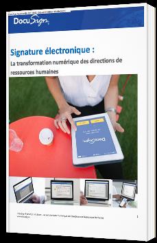 Signature électronique : La transformation numérique des directions de ressources humaines