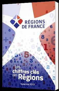 Les chiffres clés des Régions 2017