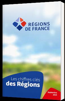 Les chiffres clés des Régions 2016
