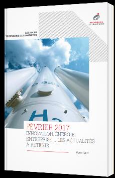 Innovation, énergie, entreprise... les actualités à retenir