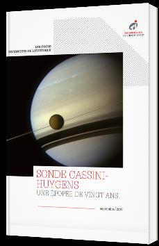 Sonde Cassini-Huygens : une épopée de vingt ans