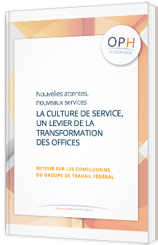 La culture de service, un levier de la transformation des offices