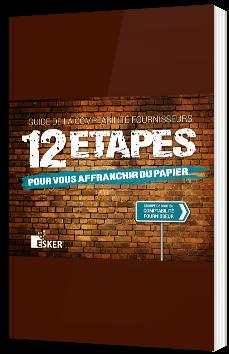 Guide de la comptabilité fournisseurs - 12 étapes pour vous affranchir du papier