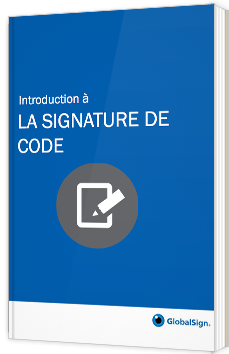 Introduction à la signature de code