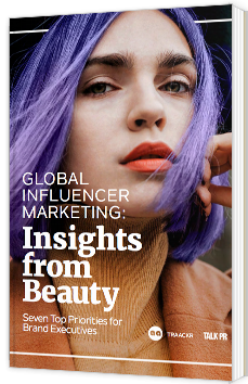 Global Influencer Marketing : Insights from Beauty