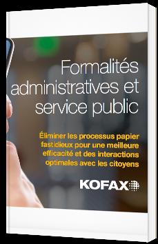 Éliminer les processus papier fastidieux pour une meilleure efficacité et des interactions optimales avec les citoyens