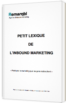 Petit lexique de l'Inbound Marketing