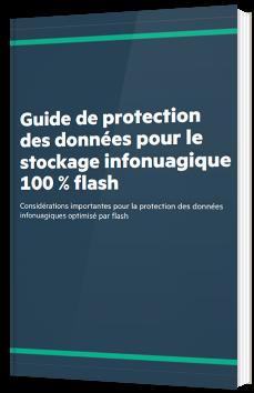Guide de protection des données pour le stockage infonuagique 100% flash