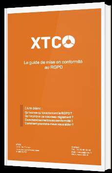 Le guide de mise en conformité au RGPD