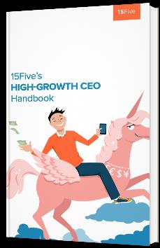 15Five's high-growth CEO Handbook