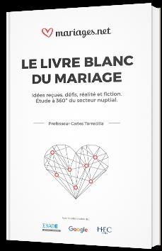 Le livre blanc du mariage