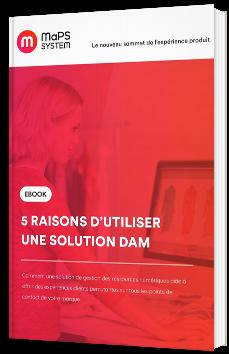 5 raisons d'utiliser une solution DAM