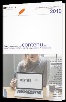 """Pourquoi, comment et quel contenu créer pour alimenter son marketing digital et son programme de """"social selling"""""""