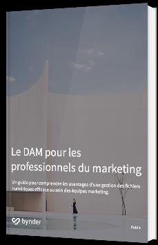 Le DAM pour les professionnels du marketing