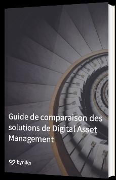 Guide de comparaison des solutions de Digital Asset Management