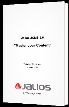 Jalios JCMS 5.6 - Master your content
