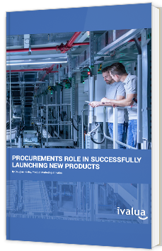 Procurements role in successfully launching new products