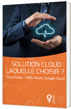 Solution Cloud : laquelle choisir ?