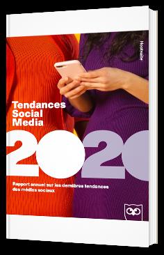 Tendances des médias sociaux en 2020