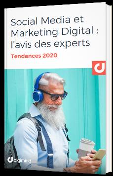 Tendances 2020 : marketing digital et social media