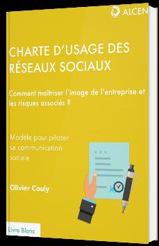 Charte d'usage des réseaux sociaux