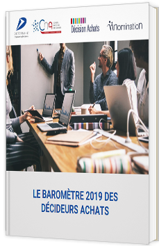 Le baromètre 2019 des décideurs achats