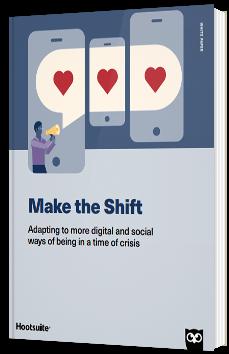 Prendre le virage : S'adapter à des modes de vie plus numériques et sociaux en temps de crise