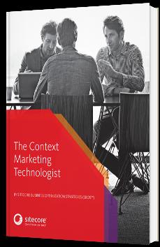 The Context Marketing Technologist