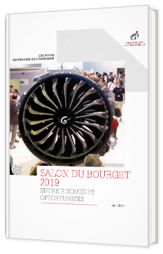 Salon du Bourget 2019 - Entre risques et opportunités