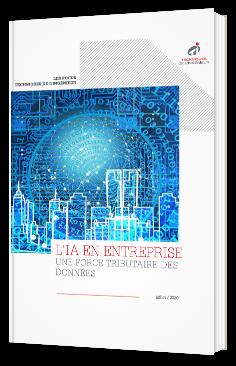 L'IA en entreprise - Une force tributaire des données