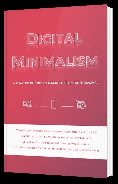 Digital Minimalism : La stratégie du strict minimum pour un profit maximal