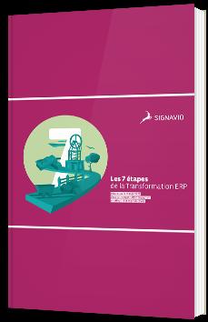 Les 7 étapes de la Transformation ERP