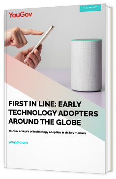 First in line: Early technology adopters around the globe