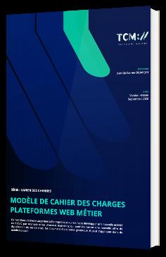 Modèle de cahier des charges plateformes web métier