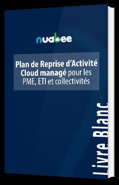 Plan de reprise d'activité Cloud managé pour les PME, ETI et collectivités