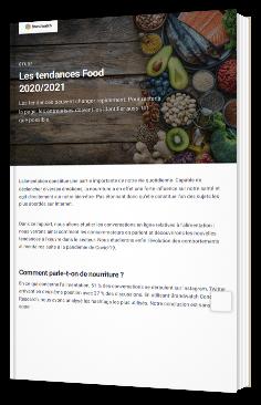 Les tendances Food 2020/2021