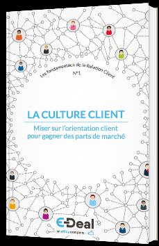 Les fondamentaux de la Relation Client - La culture client